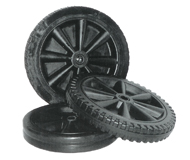 Plastic Wheel Replacements